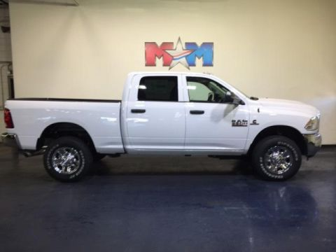 New 2018 Ram 2500 Tradesman 4x4 Crew Cab 6'4 Box