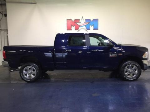 New 2018 Ram 2500 SLT 4x4 Mega Cab 6'4 Box