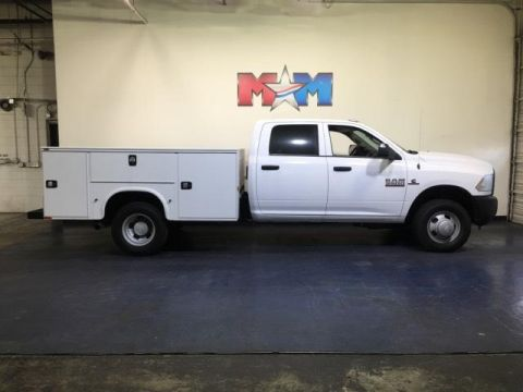 New 2018 Ram 3500 Chassis Cab Tradesman 4WD Crew Cab 60 CA 172.4