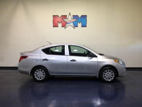 Pre-Owned 2014 Nissan Versa 4dr Sdn Auto 1.6 S