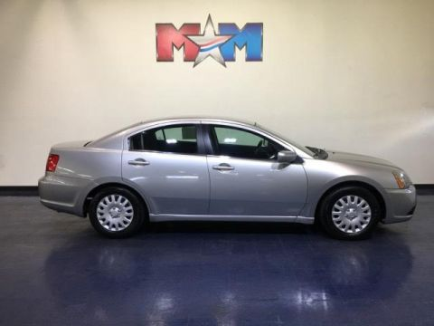 Pre-Owned 2012 Mitsubishi Galant 4dr Sdn ES