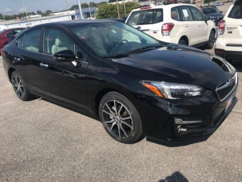New 2019 Subaru Impreza 2.0i Limited 4-door CVT