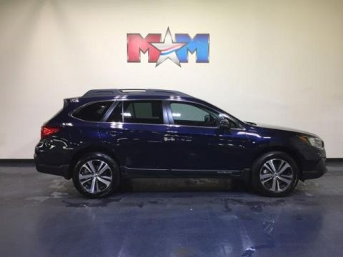 Certified Pre-Owned 2018 Subaru Outback 2.5i Limited