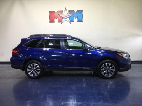 Pre-Owned 2016 Subaru Outback 4dr Wgn 3.6R Limited