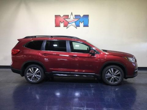 New 2020 Subaru Ascent 2.4T Limited 8-Passenger