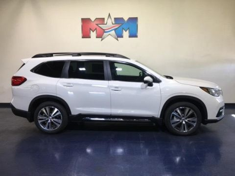 New 2020 Subaru Ascent 2.4T Limited 7-Passenger
