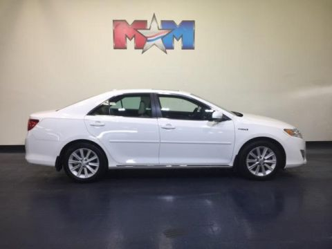 Certified Pre-Owned 2014 Toyota Camry Hybrid 4dr Sdn XLE *Ltd Avail*