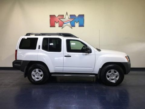Pre-Owned 2007 Nissan Xterra 4WD 4dr Auto S