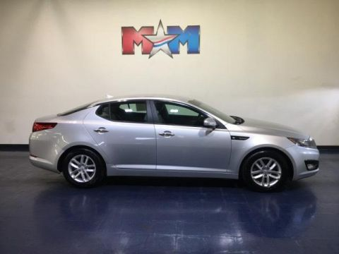 Pre-Owned 2012 Kia Optima 4dr Sdn 2.4L Auto LX