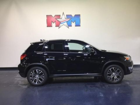 New 2018 Mitsubishi Outlander Sport ES 2.0 Manual