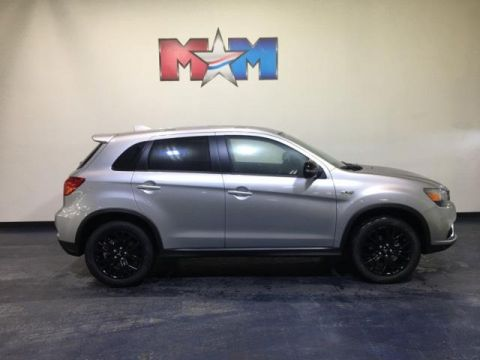 New 2019 Mitsubishi Outlander Sport SP 2.0 CVT
