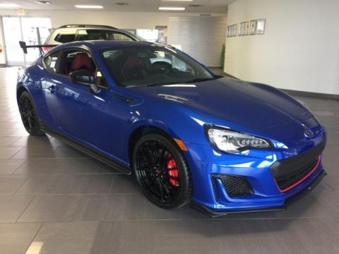 New 2018 Subaru BRZ tS Manual
