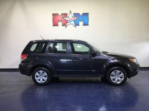 Pre-Owned 2011 Subaru Forester 4dr Auto 2.5X