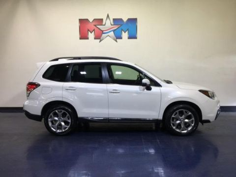 Certified Pre-Owned 2018 Subaru Forester 2.5i Touring CVT