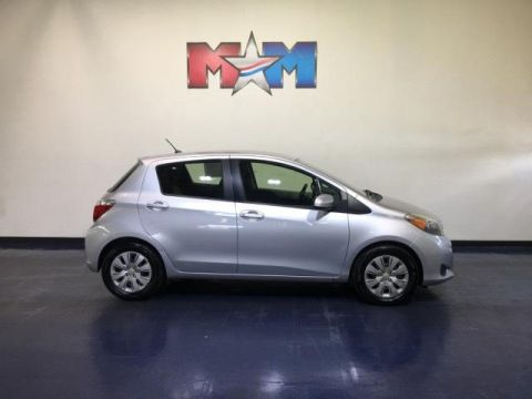 Pre-Owned 2012 Toyota Yaris 5dr Liftback Auto L