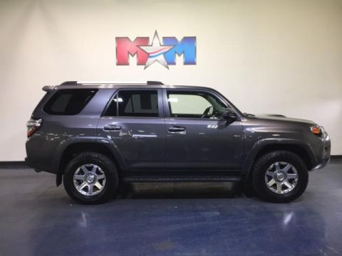 Certified Pre-Owned 2014 Toyota 4Runner 4WD 4dr V6 Trail