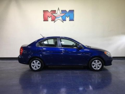 Pre-Owned 2011 Hyundai Accent 4dr Sdn Auto GLS