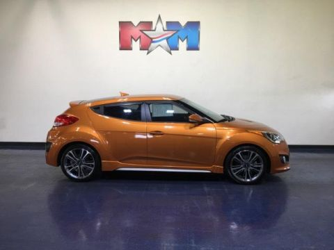 Pre-Owned 2016 Hyundai Veloster 3dr Cpe Auto Turbo