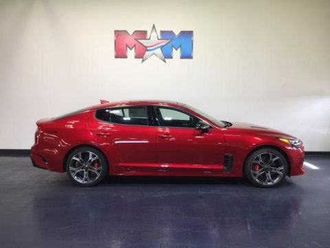 New 2018 Kia Stinger GT2 AWD