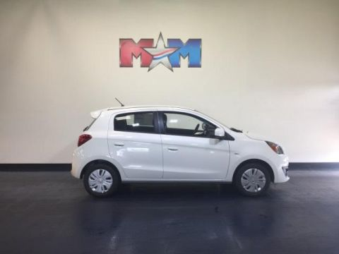 New 2018 Mitsubishi Mirage ES CVT