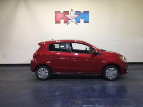 New 2019 Mitsubishi Mirage ES CVT