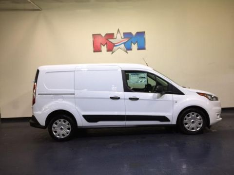 New 2019 Ford Transit Connect XLT LWB w/Rear Symmetrical Doors
