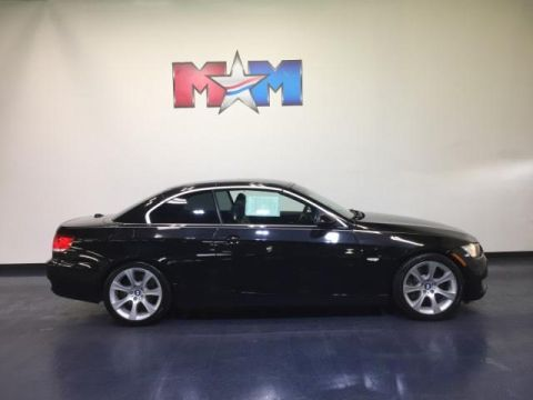 Pre-Owned 2007 BMW 3 Series 2dr Conv 335i
