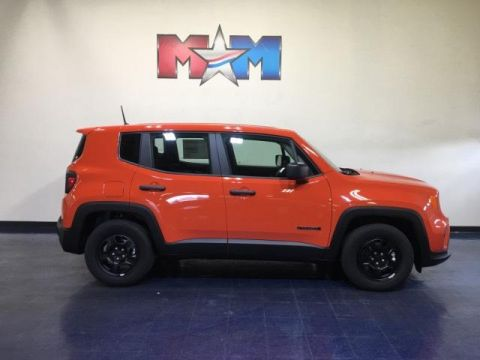 New 2019 Jeep Renegade Sport FWD