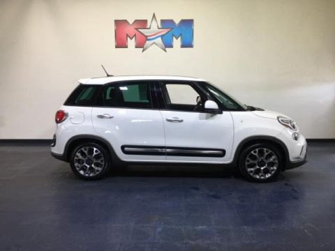 Pre-Owned 2014 FIAT 500L 5dr HB Trekking